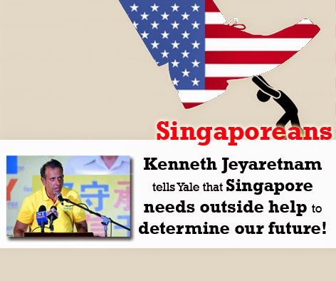 Kenneth Jeyaretnam Reform Party