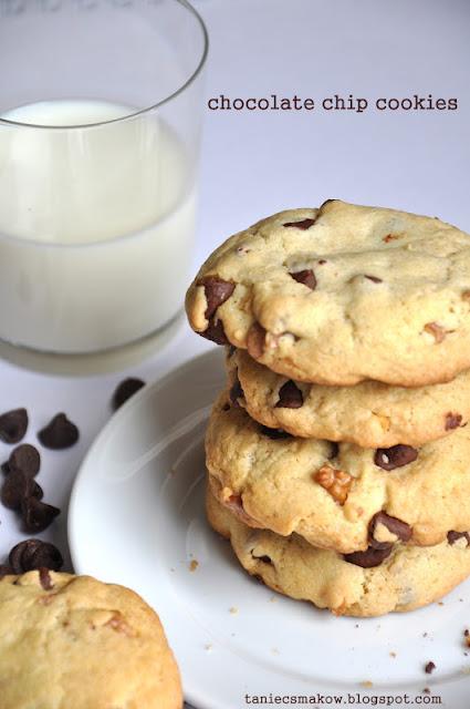 Taniec Smaków: Chocolate chip cookies
