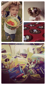 Fun Family Easter Crafts & Baking Ideas
