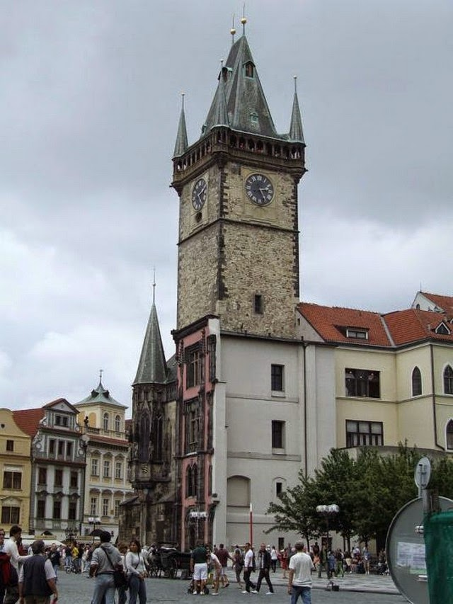 73. Prague Old Town (Prague, Czech Republic)