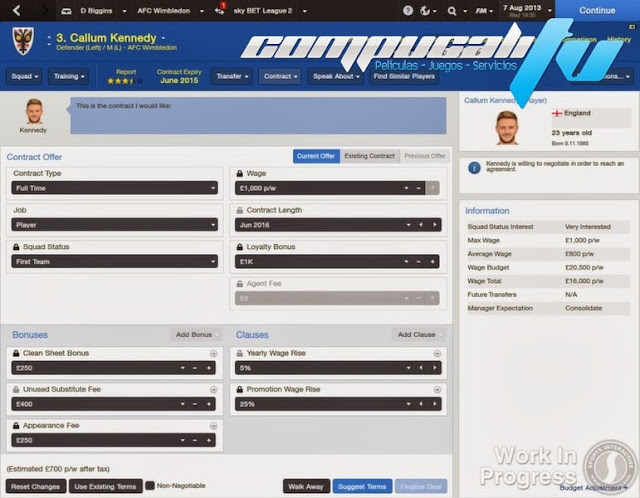 Football Manager 2014 PC Full