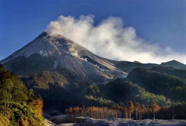 Fungsi Gunung Sebagai Pasak