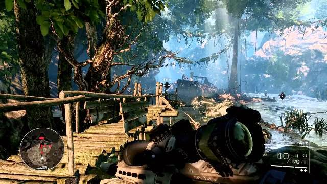Sniper Ghost Warrior 2 PC Games Screenshots