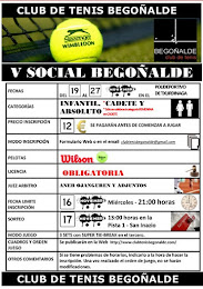 V Social Begoalde 2011