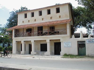 (Kenya) - Malindi Museum