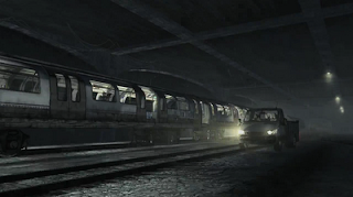 London Underground MW3 Train