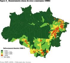 Desmatamento e Queimadas