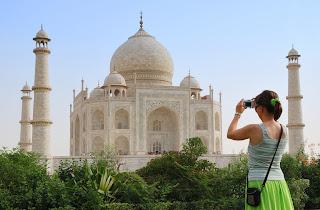 voyage agra en Inde
