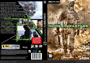 Call Of Duty 6 Modern Warfare 2 (3DVD) FPS