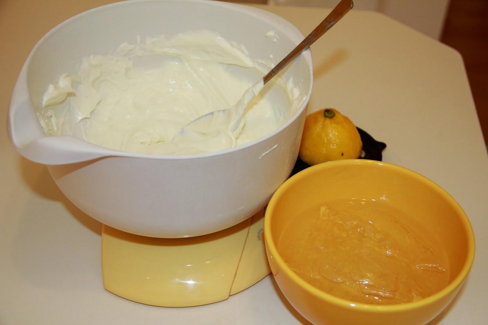 Как сделать крем сливки творог