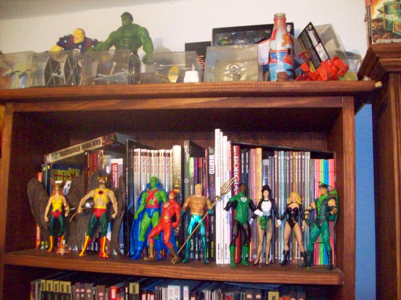 [COMICS] Colecciones de Comics ¿Quién la tiene más grande?  - Página 6 100_5472