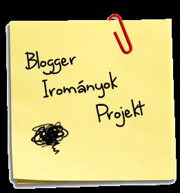 Olvass engem (is) a Blogger Irományok Projektben!