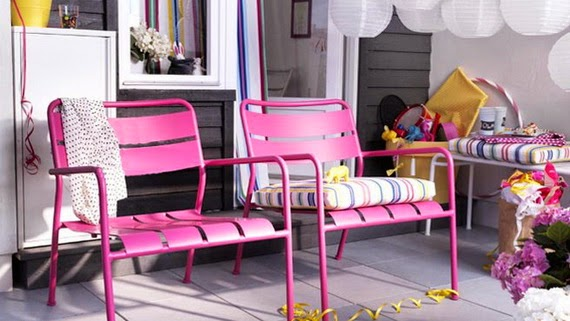 the pink outdoor chairs | Vietnam Outdoor Furniture