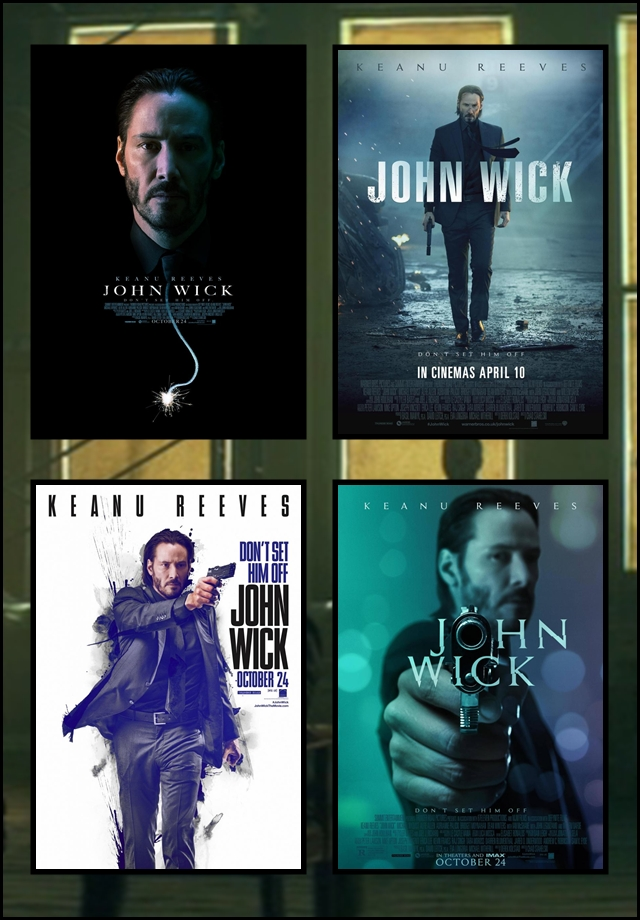 John Wick, David Leitch, Chad Stahelski