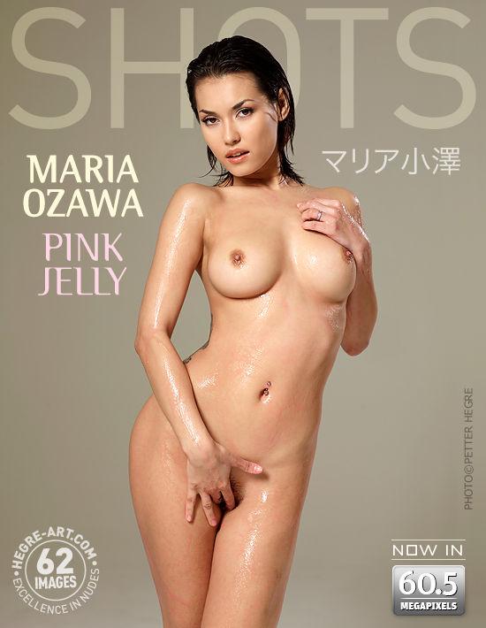 [Hegre-Art] Maria Ozawa - Pink Jelly