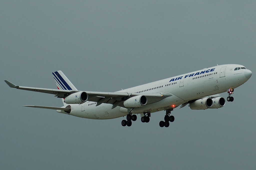 Air France (French pronunciation: [ɛːʁ fʁɑ̃s]; formally Société Air France, S.A.), stylized as AIRFRANCE, is the French flag carrier headquartered in Tremblay.