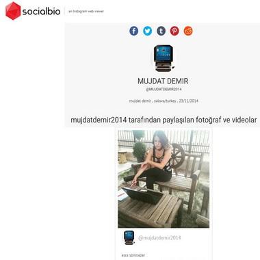 socialviewers com - mujdatdemir2014