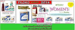 PROMO OGOS 2016 ~ 15 hari lagi