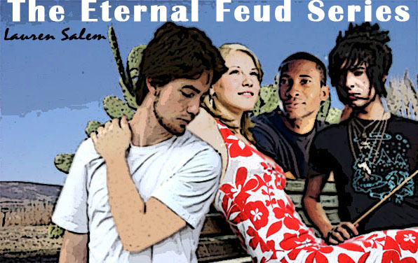 The Eternal Feud Series by Lauren Salem