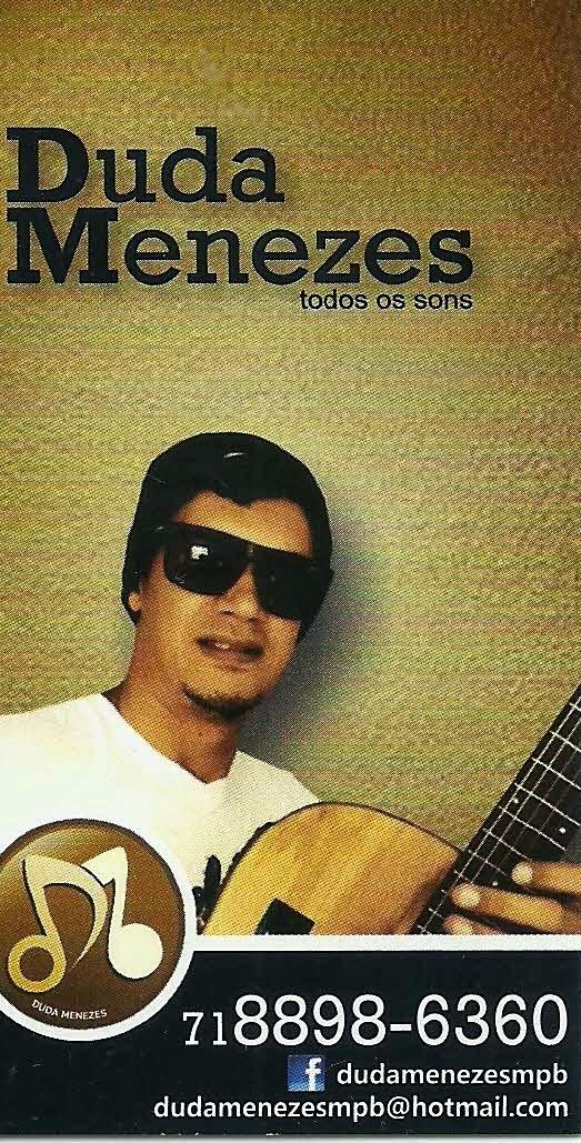 Duda Menezes