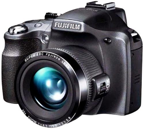 FujiFilm FinePix SL310. Digitalizer