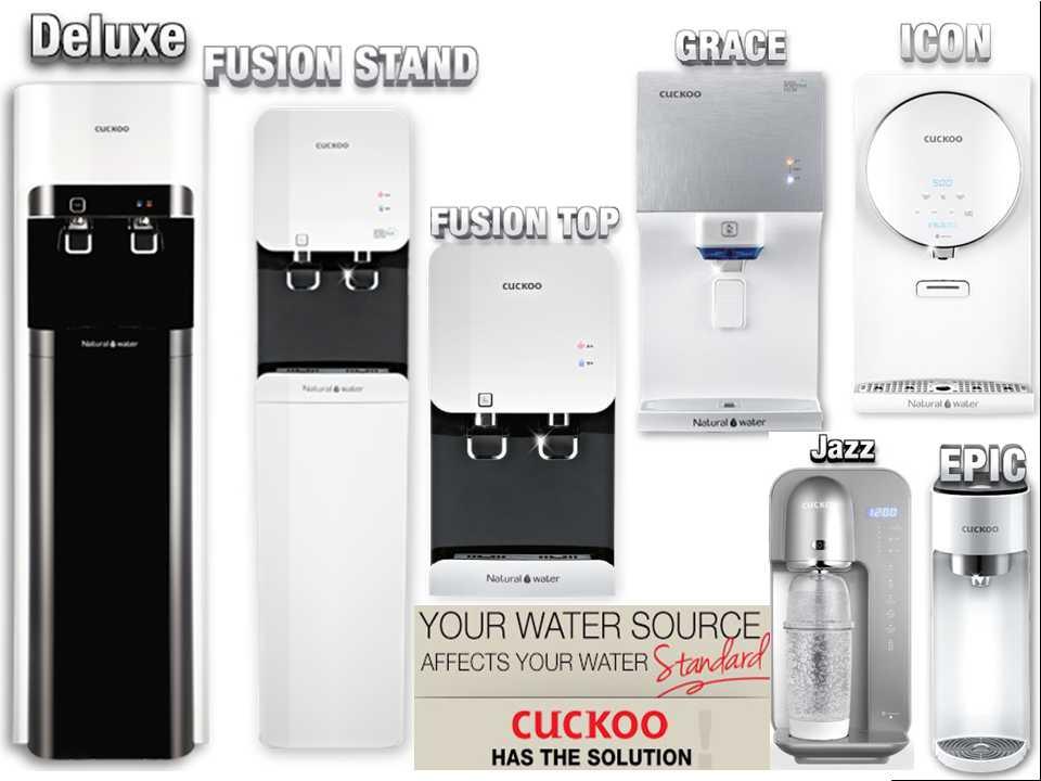 Let S Cuckoo Cuckoo Water Purifiers