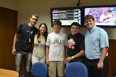 Juventude Missionária: Entrevista à Rádio Canção Nova Brasília