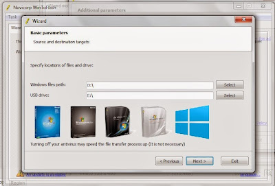 Cara Install Ulang Windows 7 dengan USB / Flashdisk