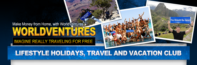 WorldVentures | Lifestyle Holidays, Travel and Vacation Club