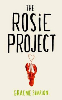 """The Rosie Project"" by Source. Licensed under Fair use via Wikipedia - https://en.wikipedia.org/wiki/File:The_Rosie_Project.jpg#/media/File:The_Rosie_Project.jpg"