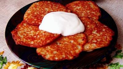 Деруны - Белорусская кухня - Рецепт - Ресторан дома