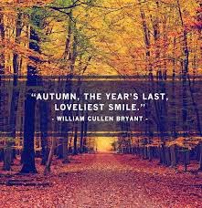 First Day of Autumn September 22