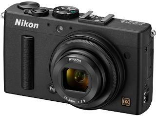 Nikon DX Format Coolpix A image
