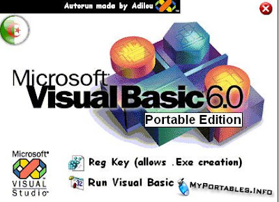 Visual Basic 6 Portable