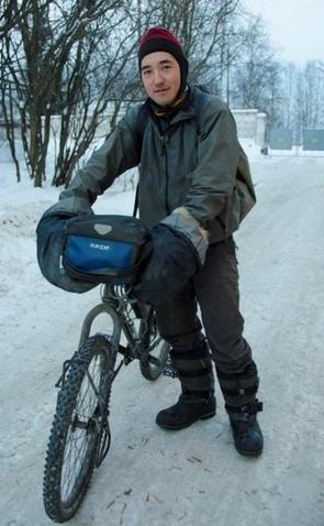 трагическая смерть велосипедиста