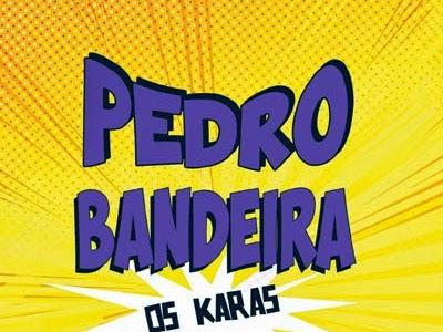 A Droga da Amizade, de Pedro Bandeira e Editora Moderna, novas edições da série Os Karas e agenda na XXIII Bienal do Livro de São Paulo