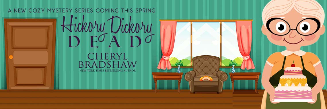 Cheryl Bradshaw Books