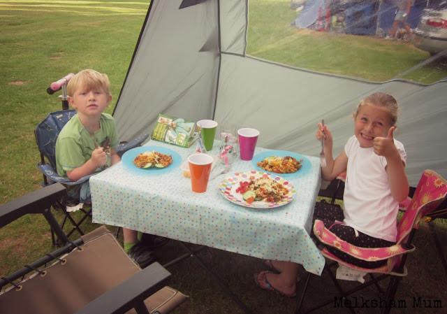 Camping at Greenacres