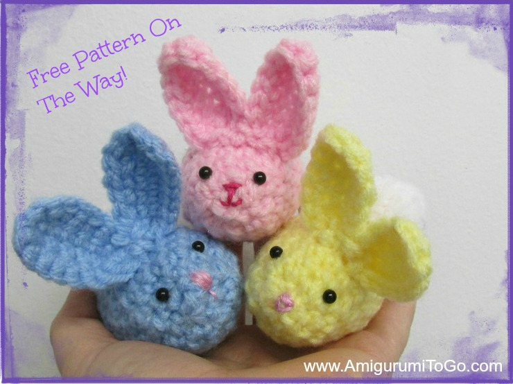 Easter Pattern On The Way ~ Amigurumi To Go