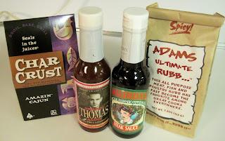 Carolina Sauce Company giveaway
