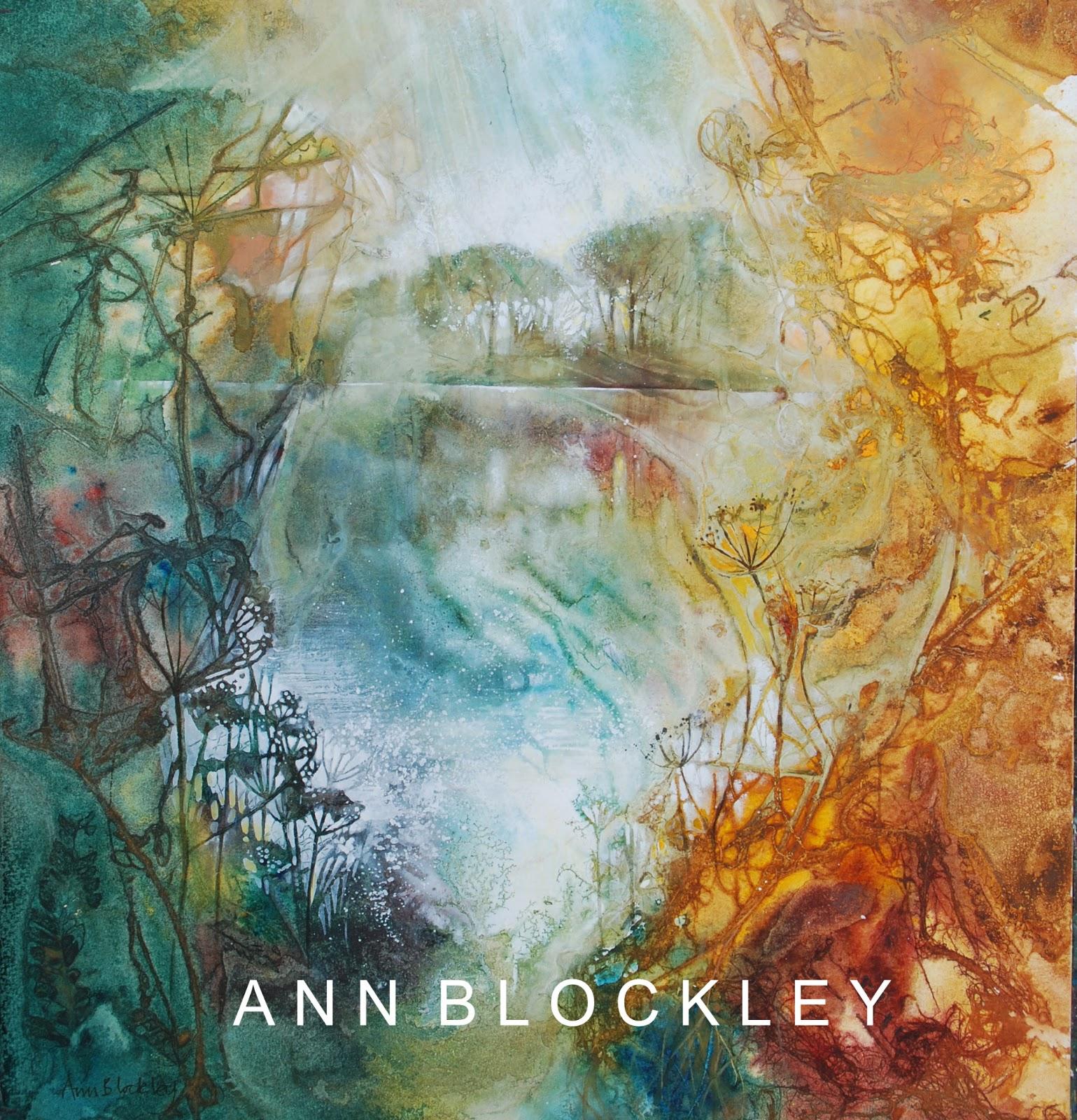 Four Elements Watercolour Artist Tuffytats: Ann Blockley -Watercolour Artist
