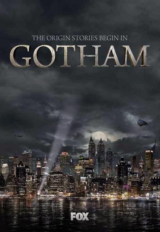 Gotham Season 1 Poster Gotham Season 1 Complete