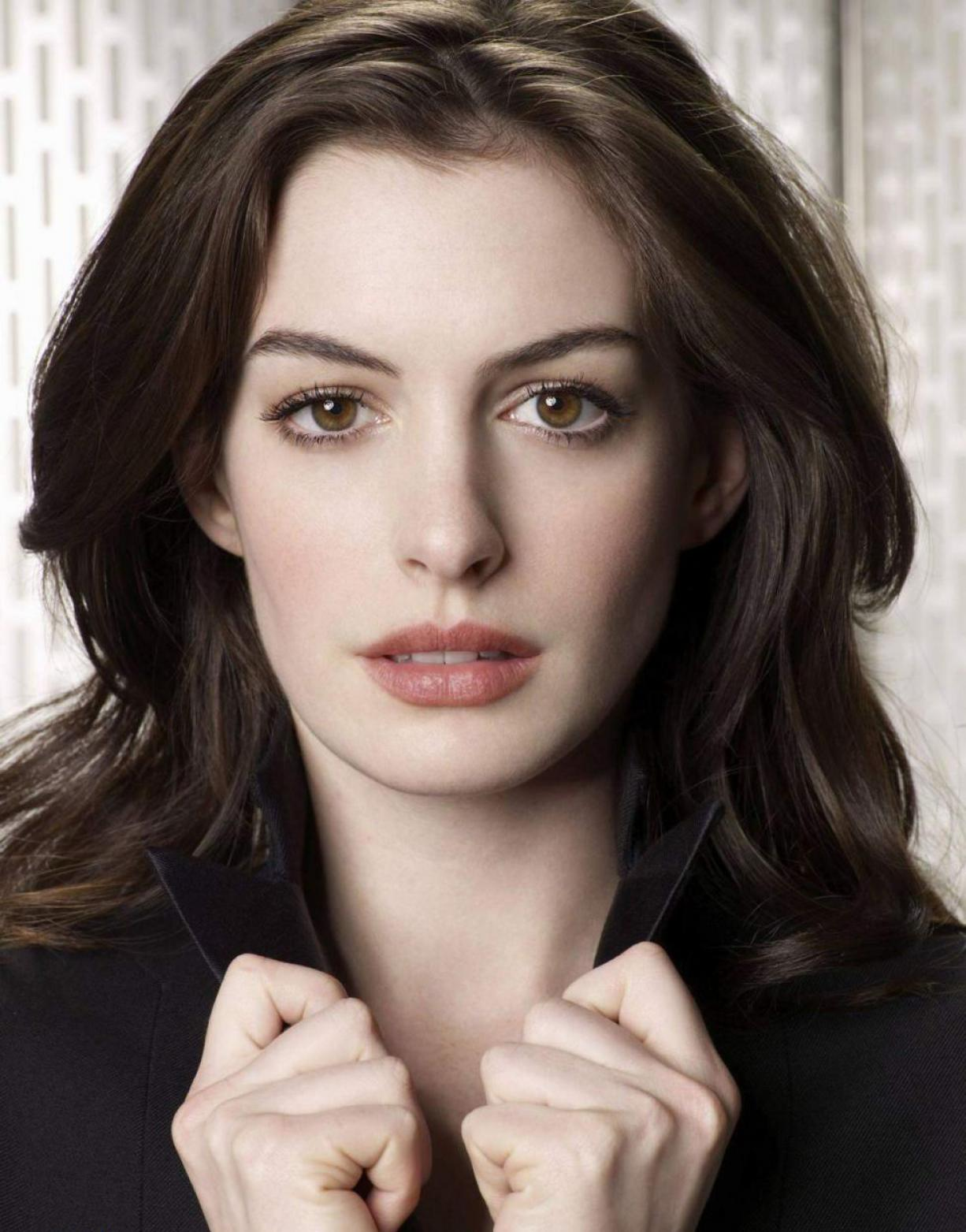 Hair Beauty Anne Hathaway Hairstyles