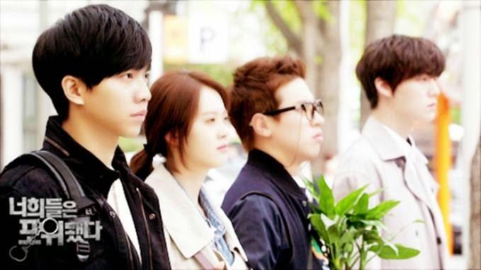 You're All Surrounded - 5 Drama Korea Terpopuler Tahun 2014-compressed