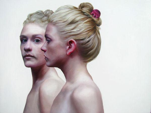 Paintings by Jessica Rebik