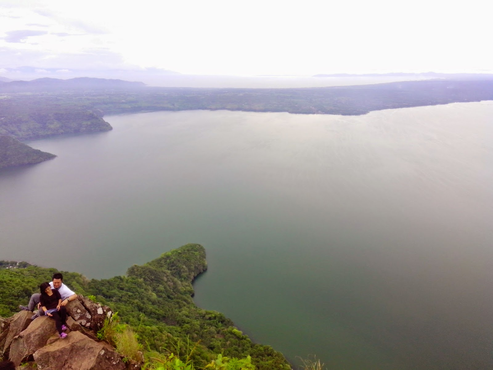 Lovers at Mt. Maculot
