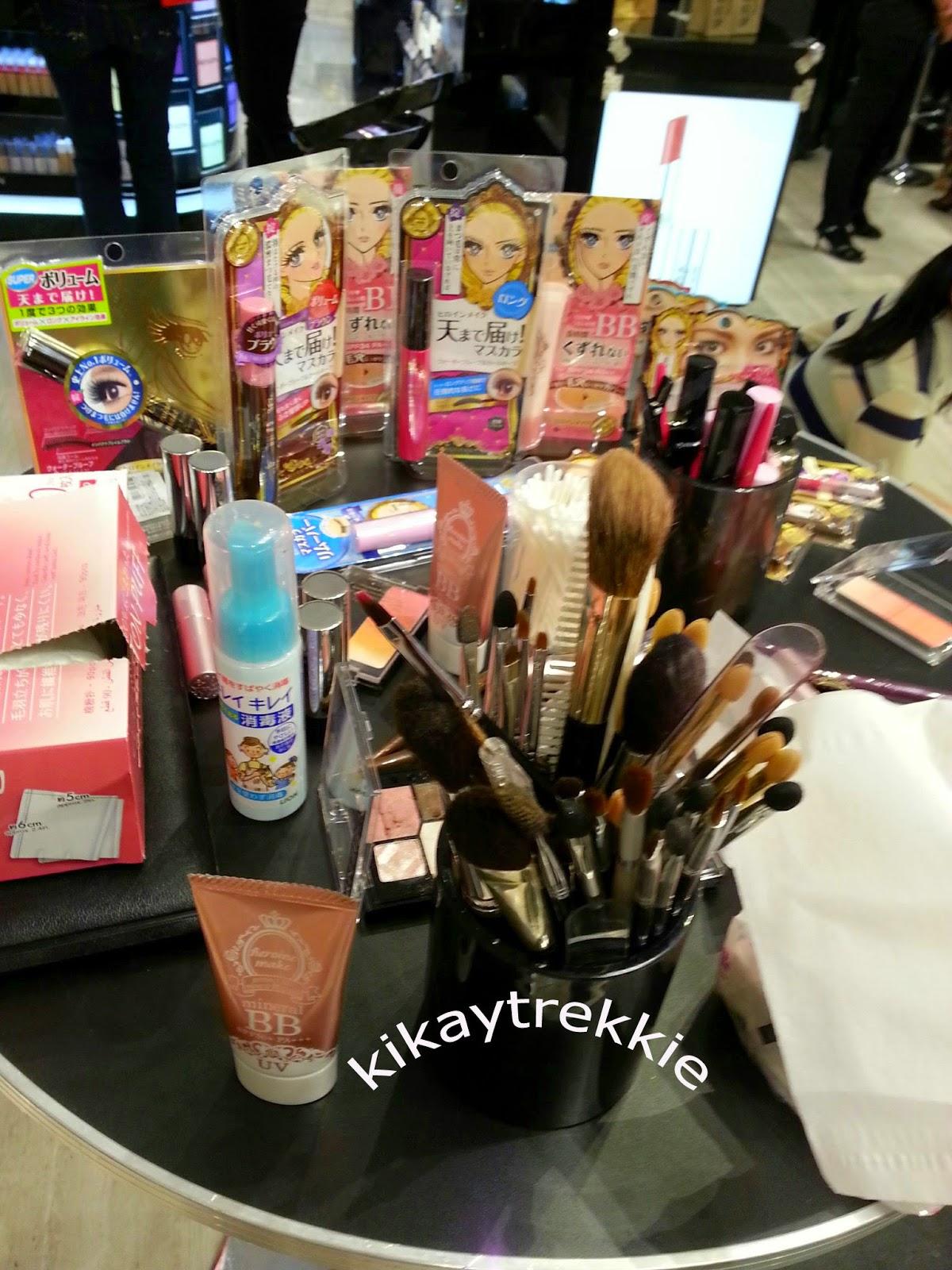 Makeup Artist For Heroine