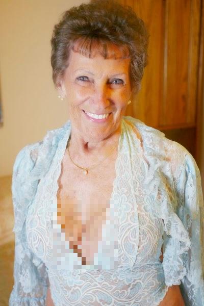 Nenek 80 Tahun Hobi Pacaran Dengan Pria-Pria Muda