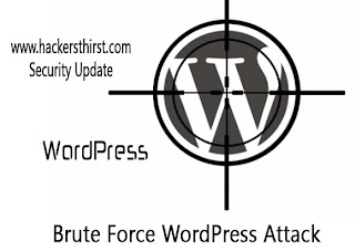WordPress Brute Force Attack Going On