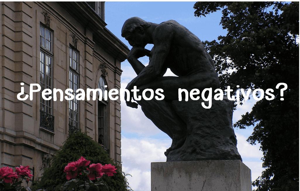 vencer los pensamientos negativos
